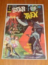 STAR TREK #28 VG+ (4.5) GOLD KEY JANUARY 1975