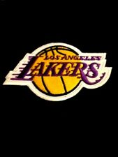 LA Lakers NBA Jersey Patch Staples Center Iron On Sew Hat Shirt Hoodie Jacket