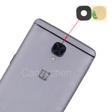 Rear Back Camera Lens Glass Adhesive Cover For Oneplus 3 Three 1+3 A3000 A3003