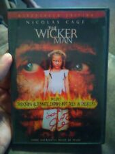 Autograph signed DVD The Wicker Man Christa Campbell