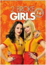 2 Broke Girls: the Complete Series - DVD Region 1