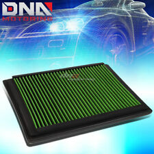 FOR SUPER DUTY/EXPEDITION GREEN REPLACEMENT RACING DROP IN AIR FILTER PANEL