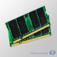 2GB Kit DDR-400  Memory RAM for Sony VAIO PCV PCV-RS530G 2x1GB