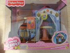 Fisher Price Loving Family Backyard Cabana Brand New In Box