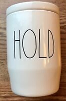 New Rae Dunn By Magenta HOLD Canisters Container LL Letters