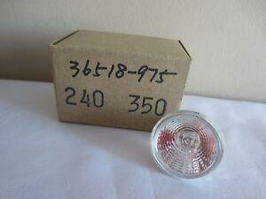 Scientific Instruments 36518-975 240-350 Tungsten Halogen Combo Beam Lamp Bulb