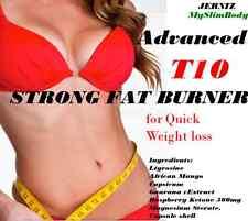 9/B DEEP BURN*EXTREME FAT BURNER PLUS-FAST SLIM WEIGHTLOSS SLIMMING DIET PILLS
