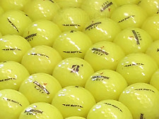 24 AAA Bridgestone e6 soft yellow Used Golf Balls (3A) - FREE SHIPPING