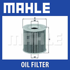 Mahle Oil Filter OX346D - MCC Smart - Replaces OX141/1D