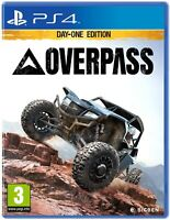Overpass Sony Playstation 4 PS4 Game