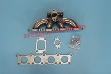 FOR 97-06 AUDI A4 B5 B6/VW PASSAT T3 STAINLESS RACING TURBO CHARGER MANIFOLD KIT