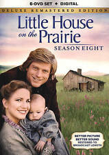 Little House on the Prairie - Season 8 New DVD  FREE SHIPPING !!! BRAND NEW!!!