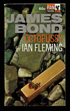 Ian Fleming / Octopussy with The Living Daylights and The Property of A Lady 1st