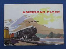 """""""American Flyer"""" 1955 Catalog D1801, Original, Lot#-2"""