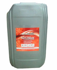 20L LITRE ANTIFREEZE SUMMER COOLANT ENGINE ANTI FREEZE RED CONCENTRATE DRUM