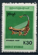 Myanmar 1999 Mi. 346 Nuovo ** 100% Strumenti musicali