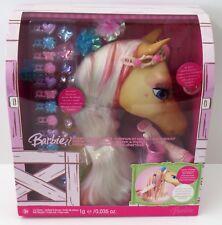 Mattel Barbie Pferde Frisurenkopf von Tawny - 2008 - NEU NEW