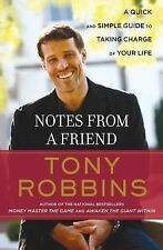 Notes From a Friend- Buy this book & you change a life Inspirational: $6.95