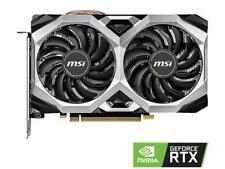 MSI GeForce RTX 2060 DirectX 12 RTX 2060 VENTUS XS 6G OC 6GB 192-Bit GDDR6 PCI E