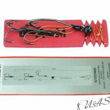 MIKADO CAT Welsmontage Waller Vorfach 1,5m//Ø1,0mm Unterwasserpose Tragkraft 30g