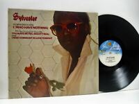 SYLVESTER i (who have nothing) 12 INCH EX/VG-, 12 X FTC 171, vinyl single, disco
