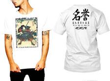 Samurai T-Shirt  Japanese Assassins Bushido Warriors Katana Sword Edo Era tee