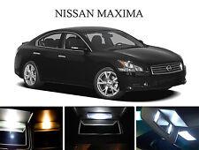Xenon White Vanity / Sun visor  LED light Bulbs for Nissan Maxima (4 Pcs)