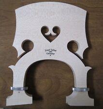 Kontrabass Brücke-Ahorn-Josef Teller 3/4 - verstellbar-Made in Germany