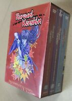 Rurouni Kenshin The Complete Series DVD, 22-Disc Fast shipping Priority Mail