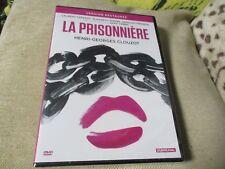 """DVD NEUF """"LA PRISONNIERE"""" Laurent TERZIEFF, Elisabeth WIENER / H-G. CLOUZOT"""