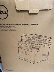 dell s2815dn smart mfp printer