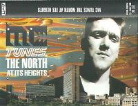 MC Tunes The North At Its Heights CASSETTE ALBUM Techno Downtempo Pop Rap ZTT3C