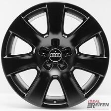 4 Audi A4 8K B8 Allroad 18 Zoll Alufelgen 7,5x18 ET26 Original Audi SSM