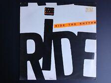 "This Ain't Chicago – Ride The Rhythm (Vinyl, 12"", MAXI 33 TOURS)"