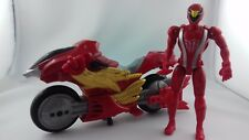 Figurine Power Rangers RPM + moto 2008