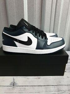 Nike Air Jordan 1 Low Men's UK 9 EUR 44 (553558 411)