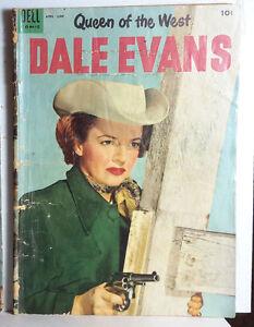 1955 Dale Evan #7 DELL Comic Book- FREE S&H (C5430)