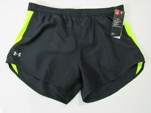 Under Armour Womens Running Shorts Nwt