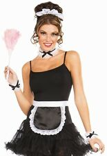 FRENCH MAID KIT ADULT HALLOWEEN COSTUME ACCESSORY