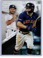 Jose Altuve 2019 Topps Gold Label Class One 5x7 #27 /49 Astros