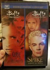 Buffy The Vampire Slayer: Curse of the Hellmouth & Spike Love Is Hell DVD Set