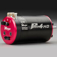 Tekin TT2520 Pro4 HD brushless 2D 3000kV/550/5mm Shaft  includes sensor cable!