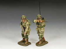 DD285-2 US Paratroopers Covering Fire (101st Airborne) by King & Country