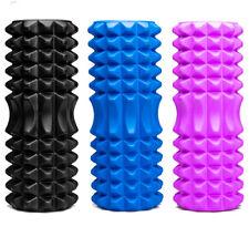 Grid Foam Roller Yoga Gym Pilates Massage EVA Physio Back Exercise Trigger Point