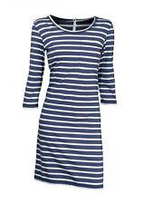 Lust auf Sommer blau gestreift Nachthemd Louis & Louisa XL