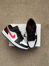 Nike Air Jordan 1 Low Red Siren UK 5