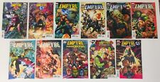 EMPYRE #1-6 (2020) + ZERO ISSUES, HANDBOOK, AFTERMATH, FALLOUT, MARVEL NM