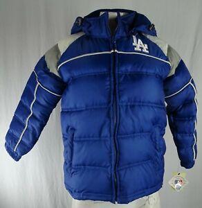Los Angeles Dodgers MLB G-III Women's Puffer Coat