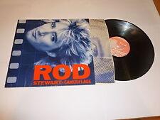 Rod Stewart-Camouflage - 1984 de 8 pistas alemán Vinilo Lp