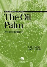 The Oil Palm by R. H. V. Corley, P. B. H. Tinker (Hardback, 2003)